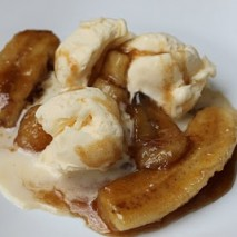 Easy Romantic Dessert: Bananas Foster