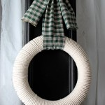 Clothesline Wreath Tutorial