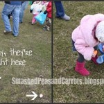 Edible Grass and Egg Hunts