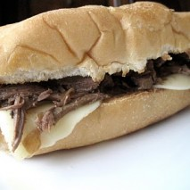 French Dip..Crockpot Style!