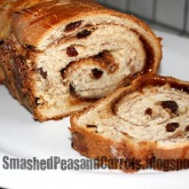 Making Bread…Cinnamon Bread