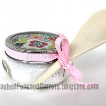 Bath Salts…A Mother's Day Gift Idea!