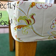 The Perfect Fit Tablecloth Tutorial