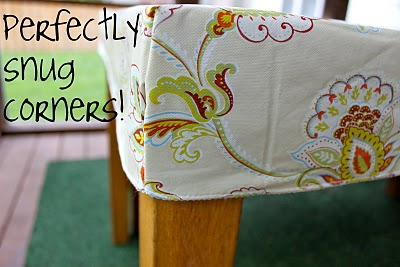 The Perfect Fit Tablecloth Tutorial Smashed Peas Amp Carrots