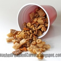 The Perfect Snack…Sweet Cereal Mix