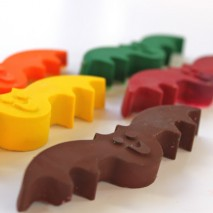 Happy Bat Crayons