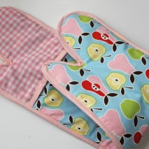 The Double Oven Mitt {A Tutorial}