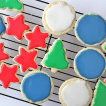 Sugar. Cookie. Icing. {The Recipe}