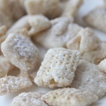 Party Food: Chex Lemon Buddies