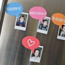 A Happy Birthday in Pictures {and a Printable too}