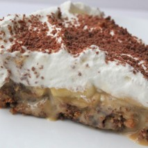 Banoffee Pie {A Recipe}
