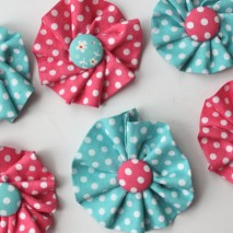 Perfect Party Hair Clips {Tutorial}