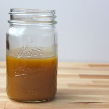 Easy Caramel Sauce {Recipe}