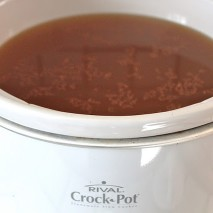Crockpot Apple Cider-RECIPE