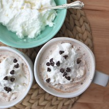 Crockpot Hot Chocolate-RECIPE