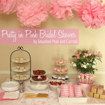 Pretty in Pink Bridal Shower