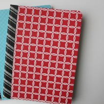 Scrapbook Covered Compositition Notebook-TUTORIAL and Giveaway