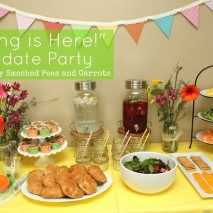 """""""Spring is Here"""" Play Date Party"""