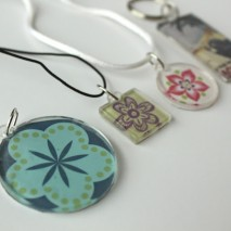Personalized Jewelry Pendants-TUTORIAL