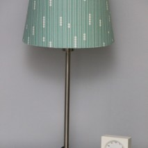 How to Recover a Lampshade-TUTORIAL