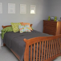 Boy's Room Makeover: Sherwin Williams Perfect Palette-Part 3…The Reveal and a Giveaway!