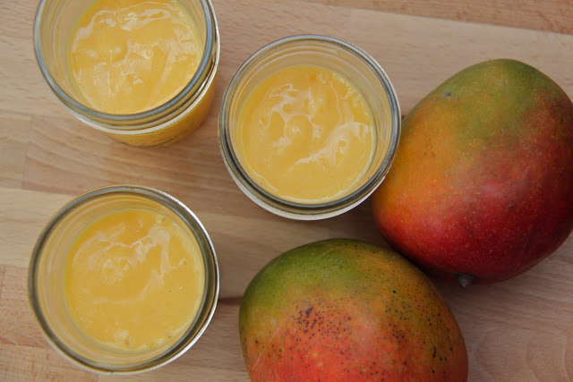 Mango Smoothie Recipe