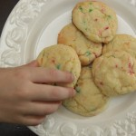 First Day of School…Pre-K Edition (and a Cake Mix Cookie Recipe!)