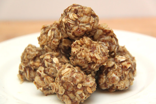 Quick and Easy Gluten Free Nut Free Energy Bites