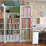 My Sewing Studio Tour-The Reveal!