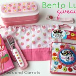 Bento Lunch Giveaway!!