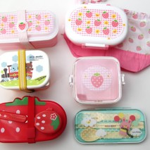 Bento Lunches Part Two: The Containers