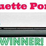 Silhouette Portrait Winner Announced!