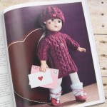 Book Review: Knits for Dolls and a Book Giveaway!