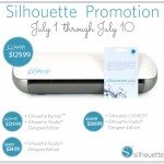 Silhouette Portrait and Designer Edition Software GIVEAWAY!!!
