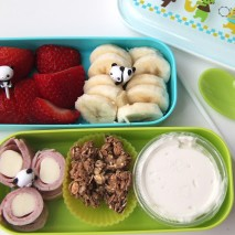 Another School Lunch Idea: Bento Style