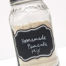 RECIPE: The Best Homemade Pancake Mix Ever!
