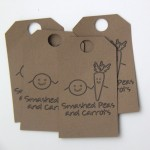 TUTORIAL: How to Make Your Own Hang Tags with Silhouette Sketch Pens and August Promo!