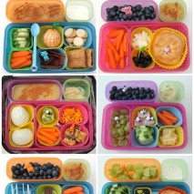 Bento Lunch Ideas: Week 3