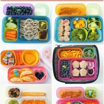 Bento Lunch Ideas: Week 4