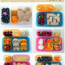 Bento Lunch Ideas: Week 5