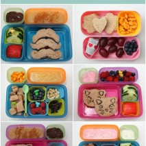Bento Lunch Ideas: Week 6
