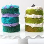 Monsters University Tin Can Party Cakes