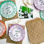 Simple and Pretty Gift Card Packaging
