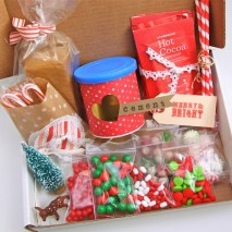 Gingerbread House Party in a Box