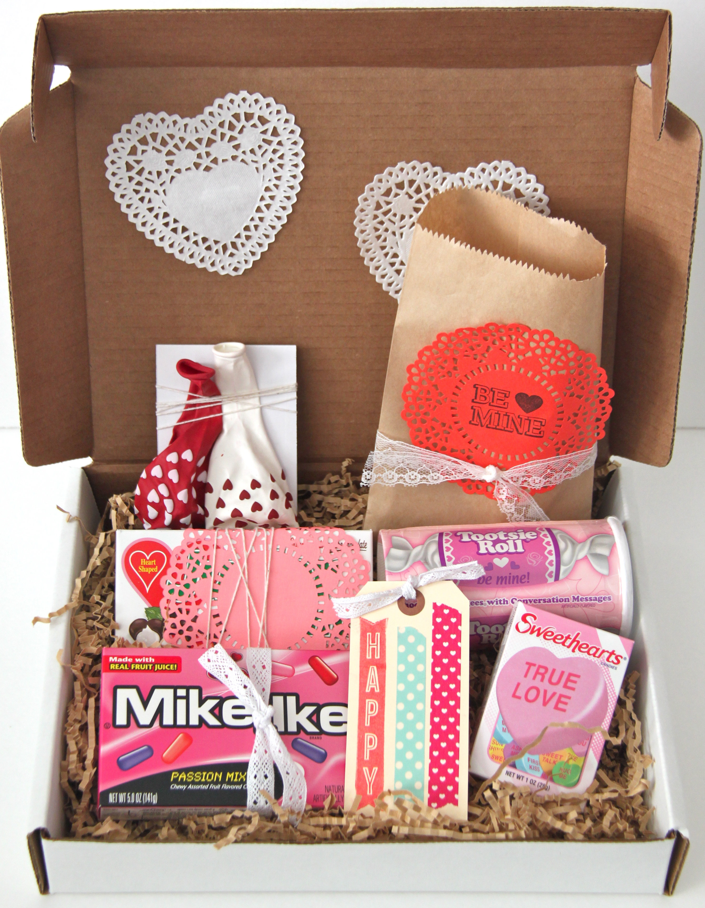 Valentine S Day Happy Mail Candy Gram Smashed Peas Carrots