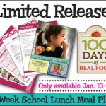 100 Days of Real Food: Real Lunches, Real Easy eBook Sale!