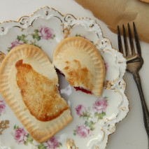 Raspberry Hand Pie Recipe