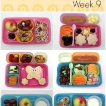 Bento Lunch Ideas: Week 9