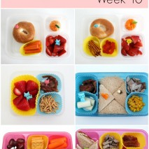 Bento Lunch Ideas: Week 10