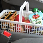 On The Go Snacking Station from a Strawberry Basket